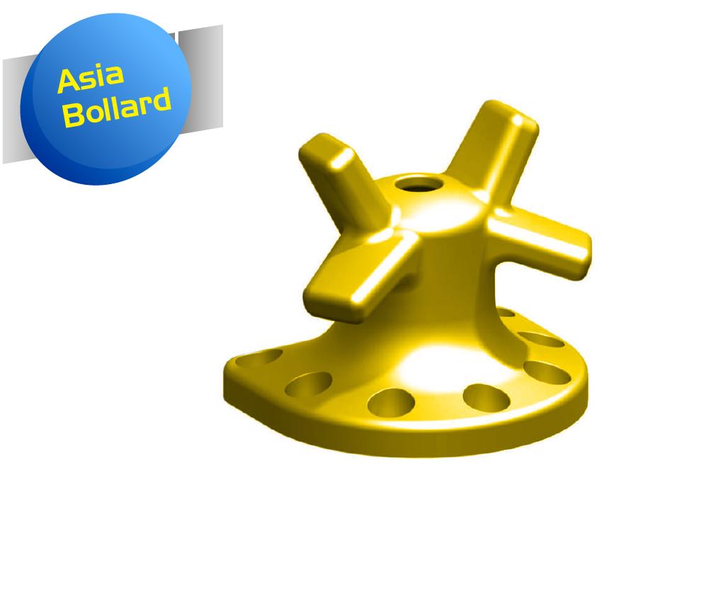Horn Bollards