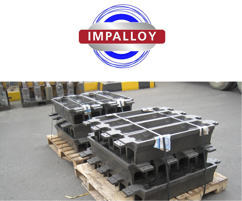 Anode Mould Listing