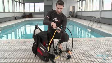 Scuba Diving: How to Assemble Equipment